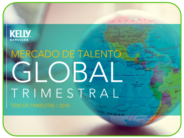 Q3 2018: Conoce el Panorama  Global del Mercado Laboral